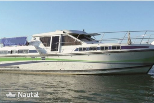 Houseboat rent Tarpon  42 Trio Prestige in Marina Strasen, Brandenburg - Havel