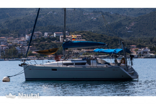 Sailing boat rent Jeanneau Sun Odyssey 36i in Port of Volos, Thessaly