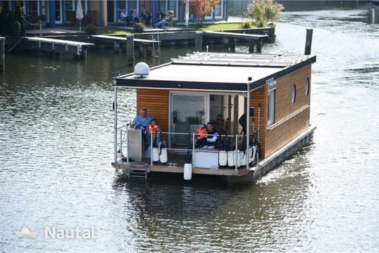 Houseboat rent Other Hausboot 2 Kab. in Rheinsberg, Müritz