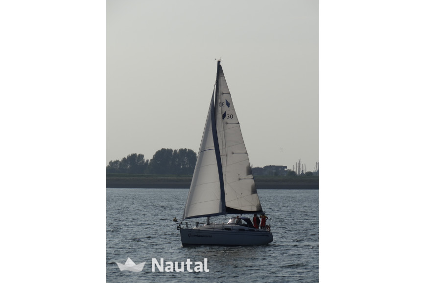 Sailing boat rent Bavaria Yachtbau  30 Cruiser in Yerseke, Zeeland