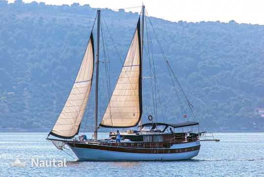 Huur zeilschip Custom made Gulet San in Port of Split, Split en Hvar
