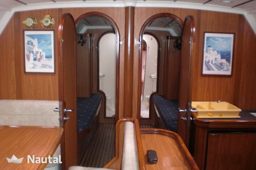 Sailing boat rent Ocean Star  51.2 - 5 cab. in Lavrio Port, Athens