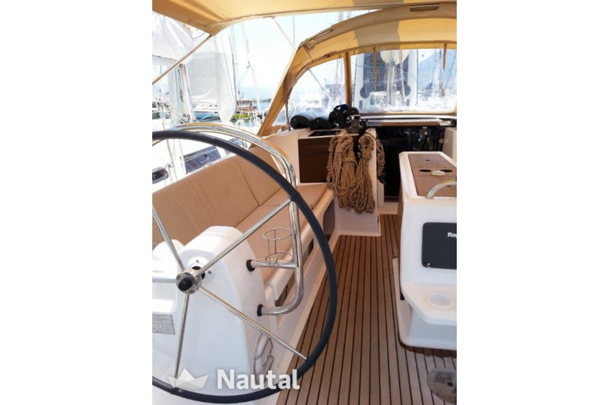Huur zeilboot Dufour Yachts  410 Grand Large 6 in Ece Marina, Fethiye