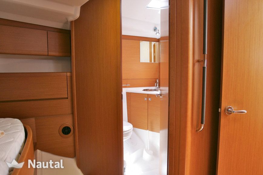 Huur zeilboot Jeanneau Sun Odyssey 50 DS - 3 cab. in Municipality Marina, Fethiye