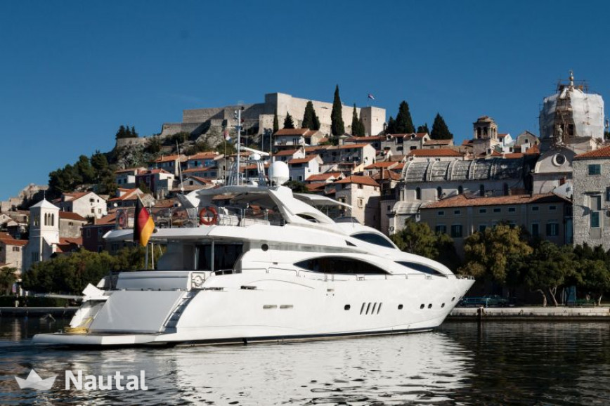 Huur jacht Sunseeker International Sunseeker Yacht 105 in ACI Marina Split, Split en Hvar