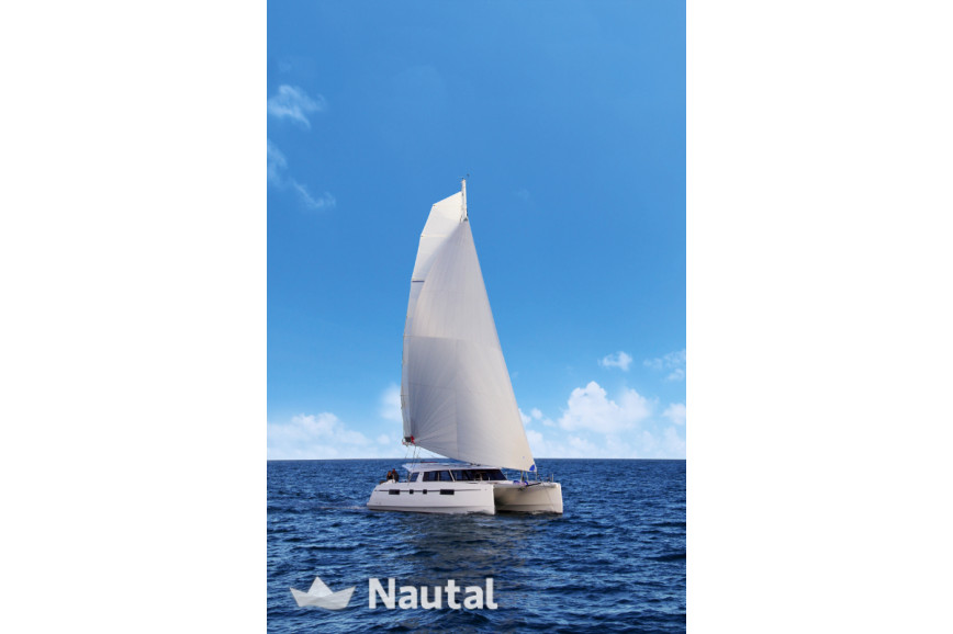 Catamaran rent Nautitech Rochefort Nautitech 46 Open in Lavrio Port, Athens