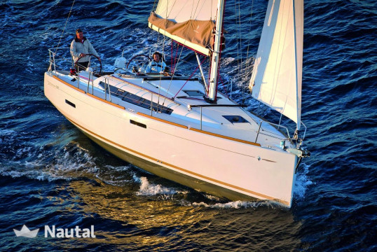 Sailing boat rent Jeanneau Sun Odyssey 389 in James Young Marina, British Virgin Islands
