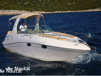 Enjoy holidays with 4 friends on this motor boat