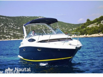 Feel the speed of this Regal Commodore 2860 with 270 HP in Dalmatia