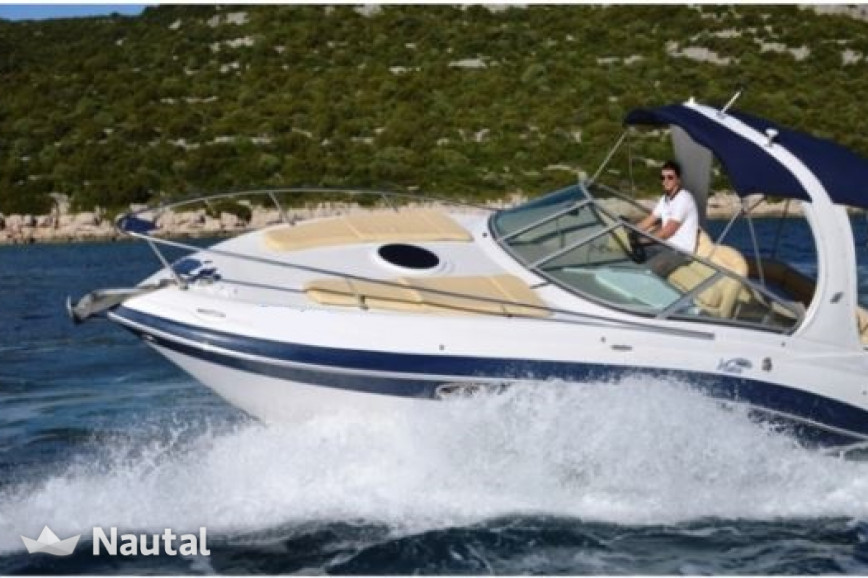 Motorboat rent Four Winns Boats Four Winns 278 Vista in Port