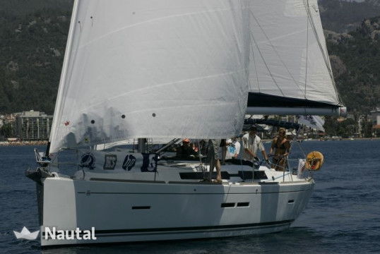 Sailing boat rent Dufour Yachts  405 Grand Large in Ece Marina, Fethiye