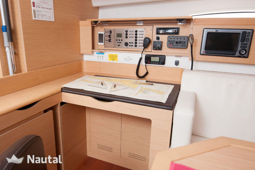 Sailing boat rent Beneteau  First 45 in Marina Kastela, Split, Hvar