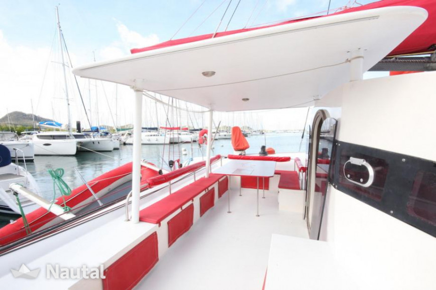 Alquilar catamarán MARSAUDON COMPOSITES TS 50 with watermaker en Port du Marin, Martinica