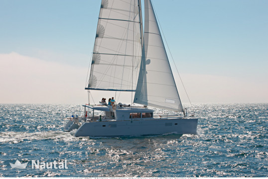 Catamaran rent Lagoon  450 Fly in Fort Lauderdale , South Florida