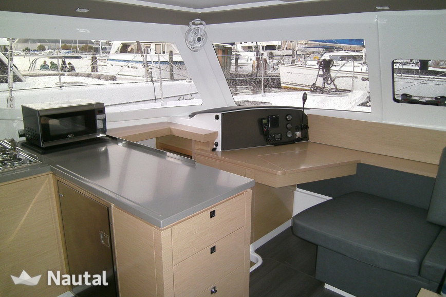 Huur catamaran Fontaine Pajot Helia 44 in Fort Lauderdale , Zuid-Florida
