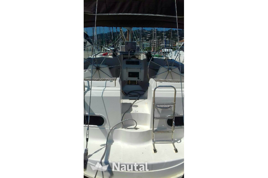 Sailing boat rent Dufour gib sea 51 in Port de Golfe-Juan, Alpes Maritimes - Golfe-Juan