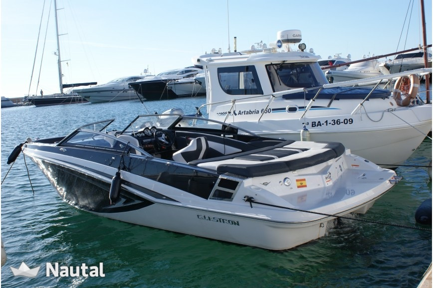 Прокат катеров Glastron GT 225, Port d'Eivissa, Ибица