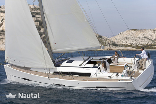 Sailing boat rent Dufour Yachts  410 Grand Large 6 in Setur Netsel Marina, Marmaris