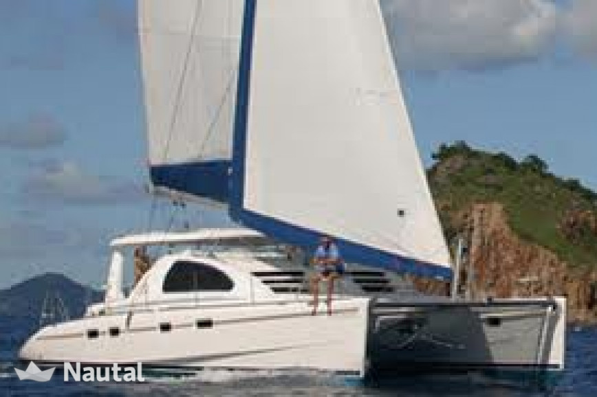 Catamaran rent Leopard Catamarans  4300 in Setur Netsel Marina, Marmaris