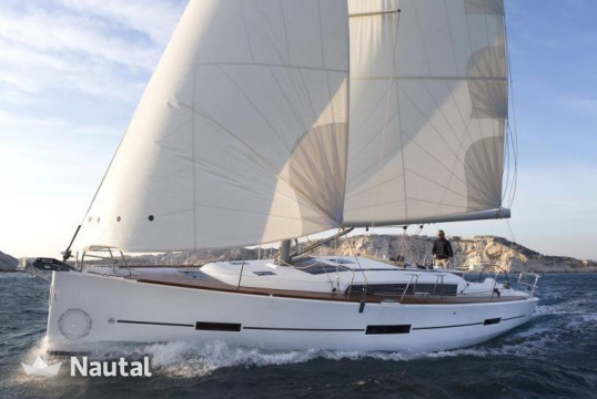 Alquilar velero Dufour Yachts 410 Grand Large en Port Pin Rolland, Var