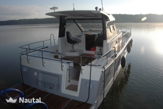 Huur motorboot Delphia Yachts Delphia Escape 1080 Soley in Marina Werder, Brandenburg - Havel