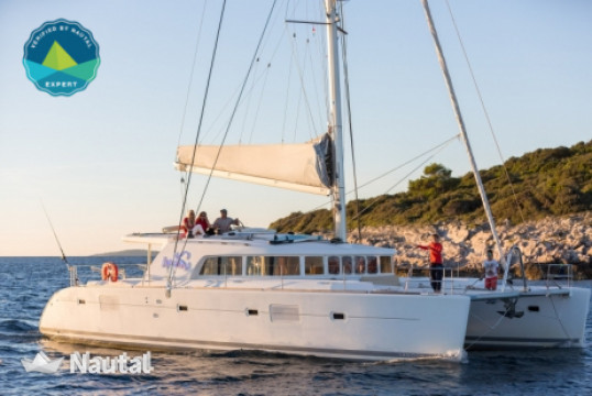 Alquilar catamarán Lagoon  500 Luxury en Port Trogir, Split y Hvar