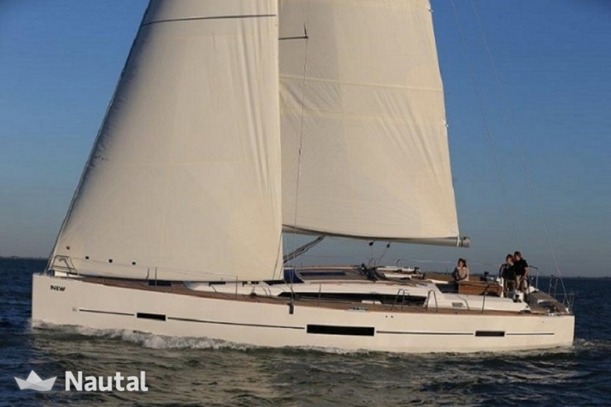 Huur zeilboot Dufour Yachts Dufour 512 GL - 3 cab. in Ece Marina, Fethiye
