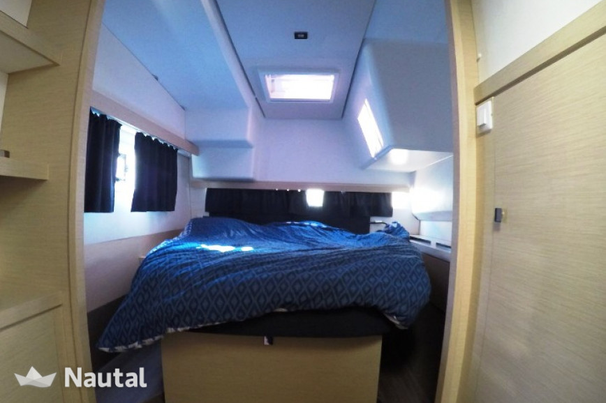 Catamaran rent Fountaine Pajot  Lucia 40 - 3 cab. in Yacht Marina, Marmaris