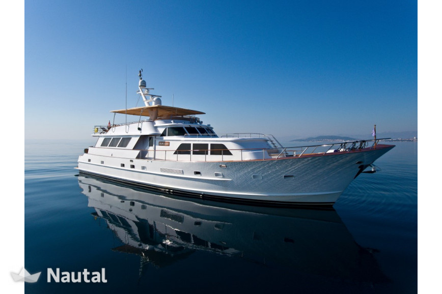 Huur jacht Broward  30M in Marina Lav, Split en Hvar