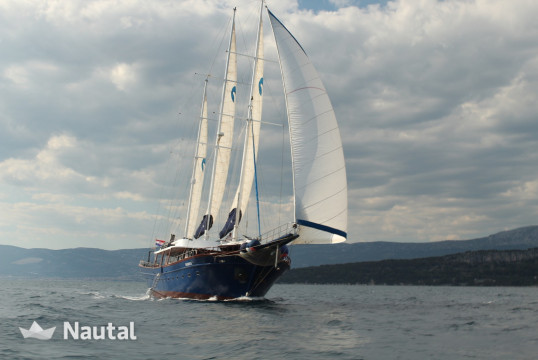 Alquilar goleta Custom Gulet en Port of Split, Split y Hvar