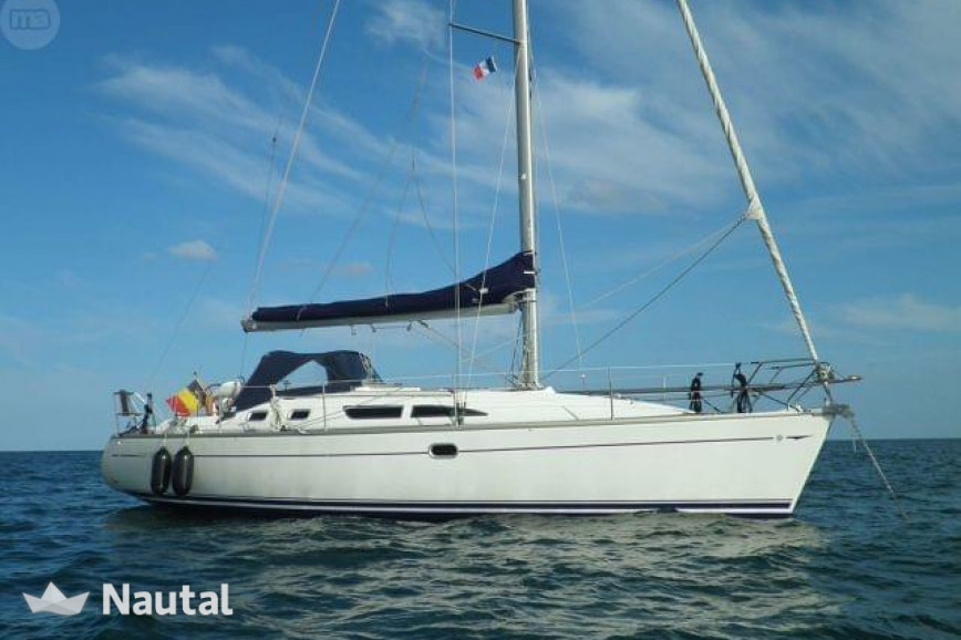 Sailing boat rent Jeanneau 37 in Ses Salines, Ibiza
