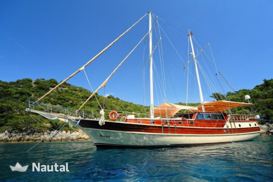 Gulet rent Custom Ketch in Port Göcek Marina, Fethiye