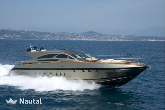 Yacht rent Jaguar Yachts 80 Yatch in Saint-Tropez, Var