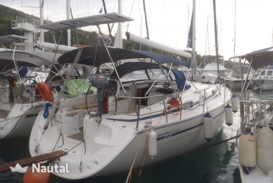 Sailing boat rent Bavaria Yachtbau Bavaria 37 Cruiser in Marina Špinut, Split, Hvar