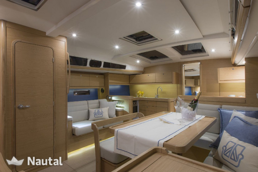 Barca a vela dufour yachts 460 grand large del 2018 nautal for Cabine dell isola di buggs