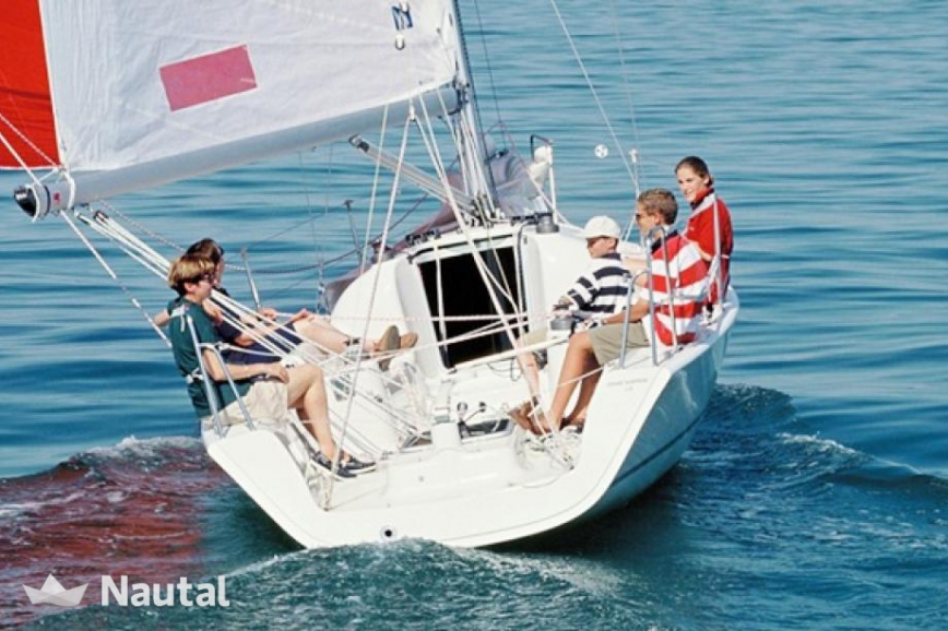 Sailing boat rent archambault grand surprise in port de la trinit sailing boat rent archambault grand surprise in port de la trinit sur mer altavistaventures Image collections