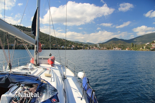 Sailing boat rent Bavaria 46 in Port of Volos, Thessaly