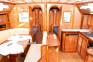 Sailing boat rent Ocean Star 49.5 in Port of Volos, Thessaly