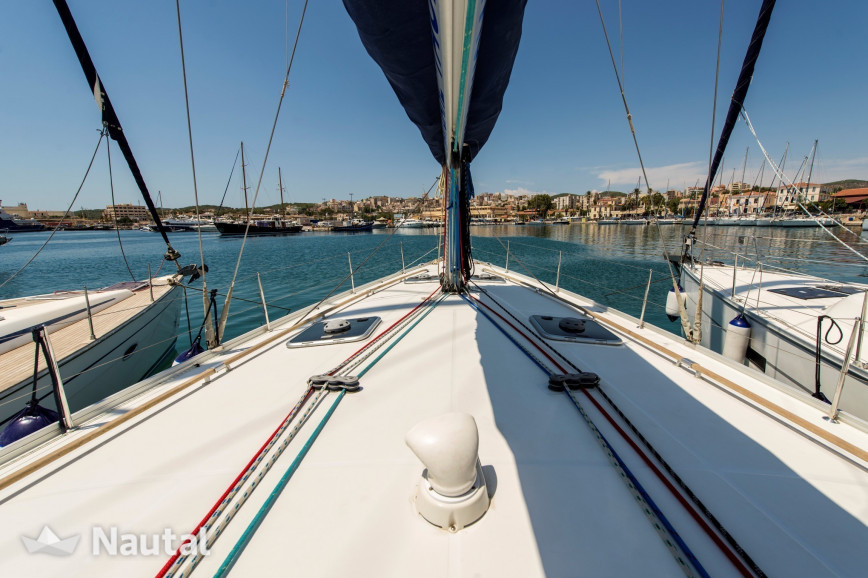 Sailing boat rent Beneteau Cyclades 50.5 in Lavrio Port, Athens