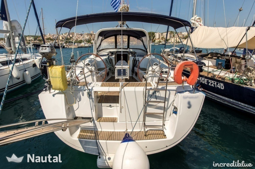 Sailing boat rent Beneteau Oceanis 50 Family in Lavrio Port, Athens