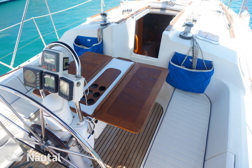 Sailing boat rent Jeanneau Sun Odyssey 36.2 in Lavrio Port, Athens