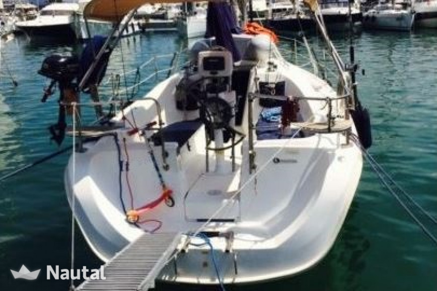 Huur zeilboot Hunter Marine  31 in Punta Ala, Toscane