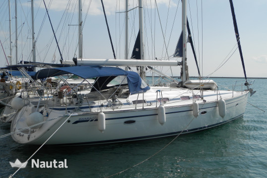 Sailing boat rent Bavaria 46 Cruiser in Port of Volos, Thessaly