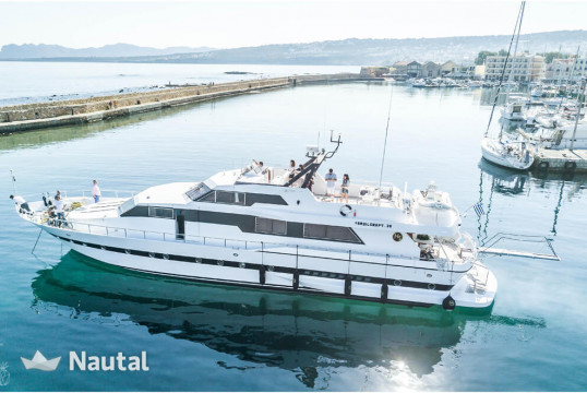 Yacht rent Versilcraft 1984 in Zeas Port, Athens