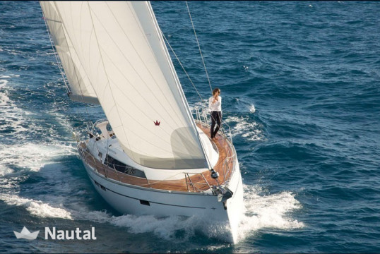 Sailing boat rent Bavaria CRUISER 46 in Port of Volos, Thessaly