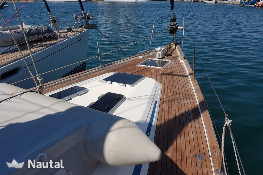Sailing boat rent Bavaria Classic in Port of Volos, Thessaly