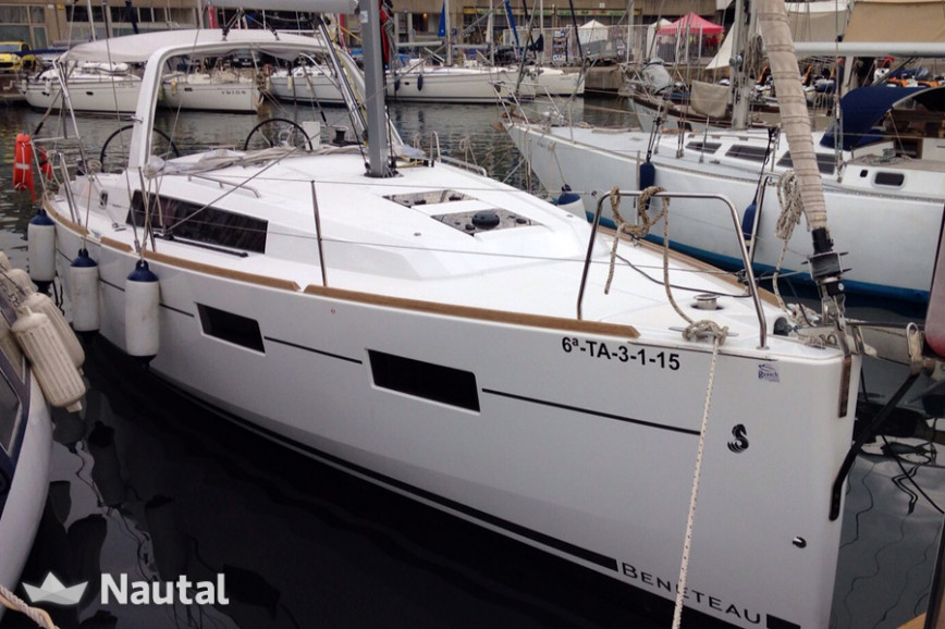Huur zeilboot Beneteau Oceanis 35 Cruiser in Port Olímpic, Barcelona