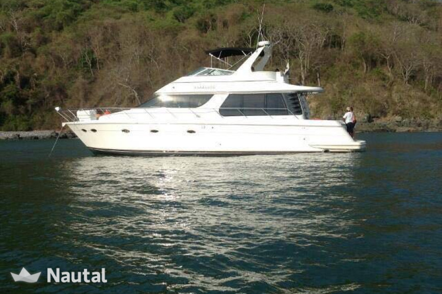 Huur jacht Carver 54 in Muelle Flamenco Marina, Panama City
