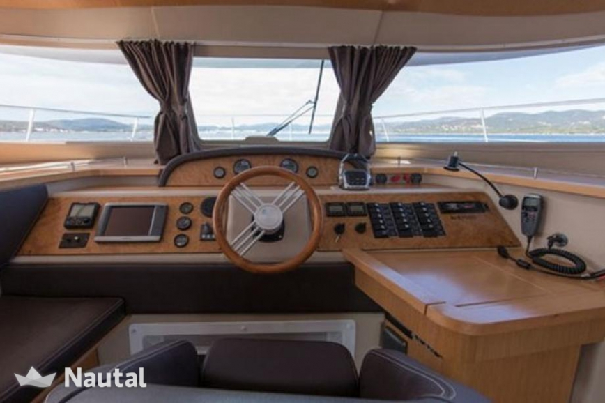 louer catamaran fountaine pajot summerland 40  porto tino