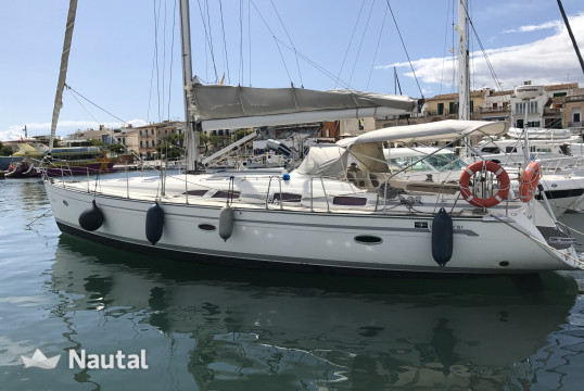 Sailing boat rent Bavaria Yachtbau  51 in Port d'Eivissa, Ibiza